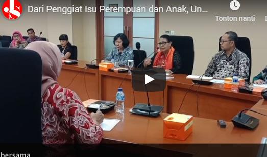 Dari Penggiat Isu Perempuan dan Anak, Untuk Jalastoria, Untuk Indonesia