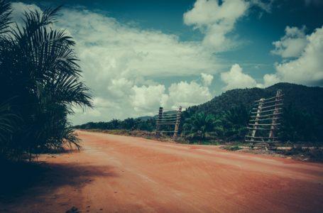 Sembako Melangit di Pedalaman Kalimantan