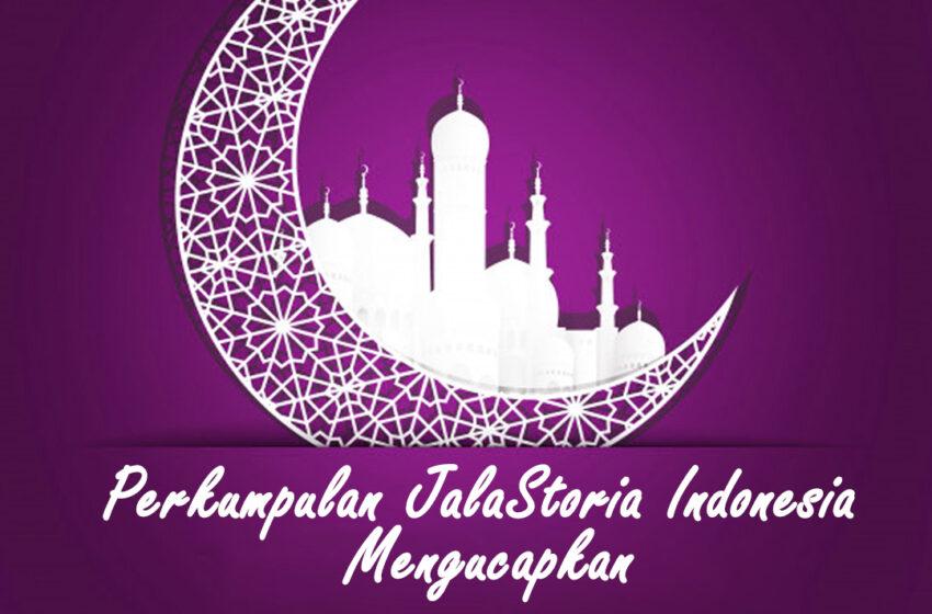 Selamat Hari Raya Idul Fitri 1441H.