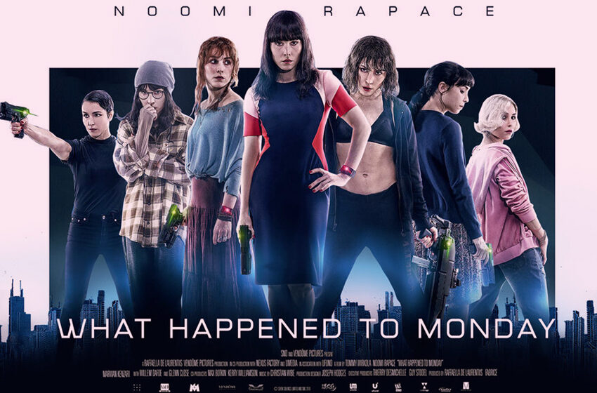 What Happened to Monday / Seven Sisters
