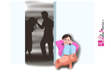 Pengaruh Mental pada Perempuan dan Anak akibat KDRT