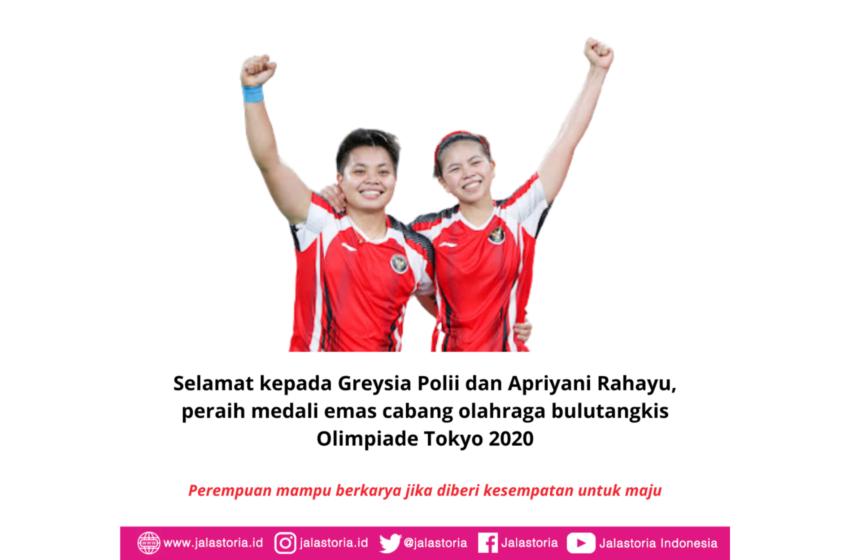 Kemenangan Ganda Putri Bulutangkis Indonesia